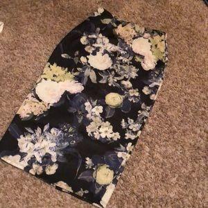 Dorothy Perkins Pencil Skirt